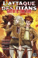 Manga - Attaque Des Titans (l') - Before the Fall Vol.5