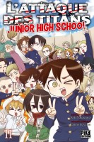 Attaque Des Titans (l') - Junior High School Vol.11