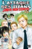 Manga - Manhwa - Attaque Des Titans (l') - Junior High School Vol.3