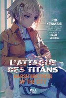 Mangas - Attaque Des Titans (l') - Harsh Mistress of the City Vol.2