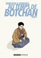 Au temps de Botchan - Casterman Vol.4
