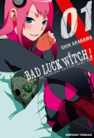 manga - Bad luck witch ! Vol.1