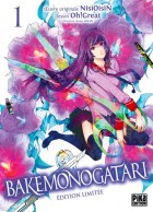manga - Bakemonogatari - Collector Vol.1