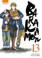 Manga - Manhwa - Barakamon Vol.13
