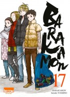 Barakamon Vol.17