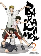 Manga - Manhwa - Barakamon Vol.2
