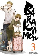 Mangas - Barakamon Vol.3