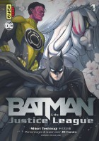 Manga - Manhwa -Batman & Justice League Vol.4