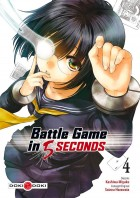 manga - Battle Game in 5 Seconds Vol.4