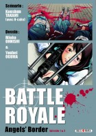Manga - Manhwa - Battle Royale - Angels' Border