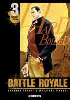 Manga - Manhwa - Battle Royale - Ultimate Edition Vol.3