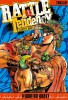 Manga - Manhwa - Jojo's bizarre adventure - Saison 2 - Battle Tendency Vol.2