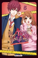 manga - Be-Twin you & me Vol.5