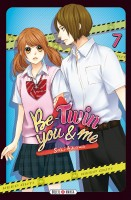 manga - Be-Twin you & me Vol.7