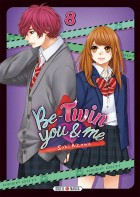 manga - Be-Twin you & me Vol.8
