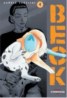 manga - Beck Vol.4