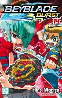 Beyblade - Burst Vol.14