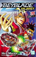 Beyblade - Burst Vol.11