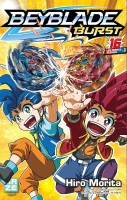 Beyblade - Burst Vol.16