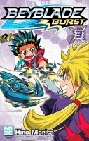 Beyblade - Burst Vol.3