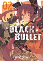 Manga - Manhwa - Black Bullet Vol.2
