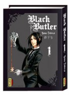 Manga - Manhwa - Black Butler - Collector Vol.1