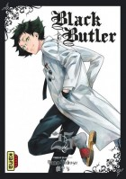 Manga - Manhwa -Black Butler Vol.25