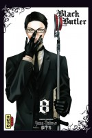 Black Butler Vol.8