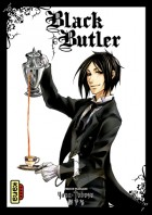 Mangas - Black Butler Vol.1