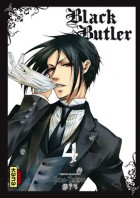 Manga - Manhwa - Black Butler Vol.4