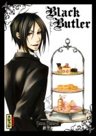Manga - Manhwa - Black Butler Vol.2