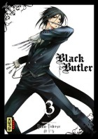 Manga - Manhwa - Black Butler Vol.3