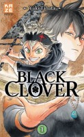 Manga - Black Clover Vol.1