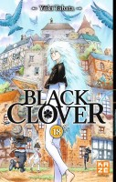 Black Clover Vol.18