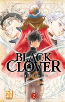 Manga - Black Clover Vol.2