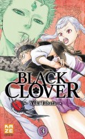 Manga - Black Clover Vol.3