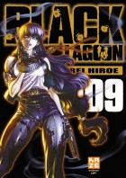 Mangas - Black lagoon Vol.9