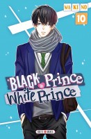 manga - Black Prince & White Prince Vol.10