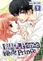 manga - Black Prince & White Prince Vol.7