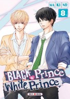 Manga - Black Prince & White Prince Vol.8