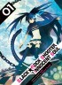 Manga - Manhwa - Black Rock Shooter - Innocent Soul Vol.1
