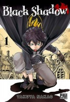 Manga - Black Shadow Vol.1