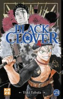 Black Clover Vol.24