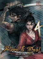 Mangas - Blood and steel Vol.4