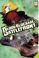 Blood Blockade Battlefront Vol.5