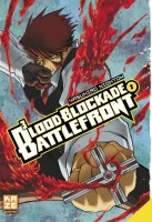 manga - Blood Blockade Battlefront Vol.1