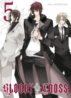 Mangas - Bloody Cross Vol.5