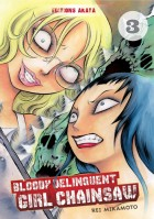 Bloody Delinquent Girl Chainsaw Vol.3