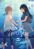 Manga - Manhwa - Bloom into you Vol.5