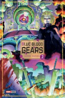 Mangas - Blue blood gears Vol.2